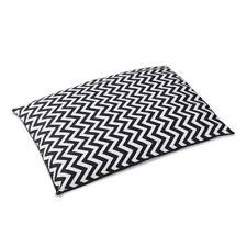 Washable Wavy Stripe Heavy Duty Pet Bed - XXLarge