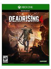 DEAD RISING 4 XBOX ONE stunning Zombie Walking Dead style game 5* award winner