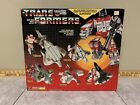 1985 G1 Transformers Autobot Superion — All robots w/box