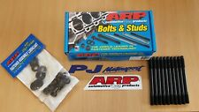 FOCUS RS MK1 ZETEC HEAD STUD KIT ARP  FITS 1.8 & 2.0L  BLACK/SILVER TOP ENGINES