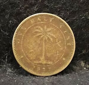 1937 Liberia 1/2 cent, KM-10 (LR3)                                          /N59