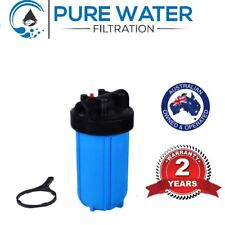 "Whole House Water Filter System 10""x4.5"" Big Blue Filter and Bracket Included"