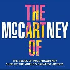 THE ART OF MCCARTNEY – V/A 2CD & DVD DELUXE SET (NEW/SEALED) Paul The Beatles