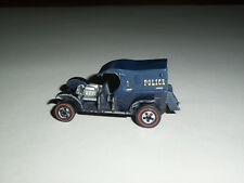HOT WHEELS REDLINE HONG KONG PADDY WAGON PLASTIC BASE VERSION
