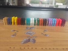 9 cribbage pegs choice of colors available
