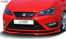 RDX Frontspoiler VARIO-X für SEAT Ibiza 6J Cupra Facelift 04/2012+