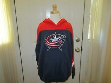 Brand New w/Tags Youth Columbus Blue Jacket NHL Majestic Classic Fleece Hoodie