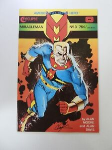 Miracleman #3 VF+ condition Huge auction going on now!
