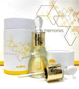 WHITE OUD SUPREME GRADE By AJMAL 12ML PREMIUM QUALITY PERFUME OIL - ATTAR