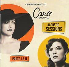 CARO EMERALD - ACOUSTIC SESSIONS PARTS I & II (2017) CD Jewel Case+FREE GIFT