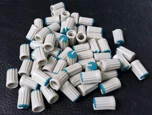 1 Blue/Teal Control Knob part Behringer model MX3282A & MX2442A Eurodesk Mixer