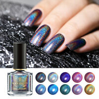 6ml BORN PRETTY Deluxe Holographicss Nail Polish Glitter Nail Art Varnish Decor