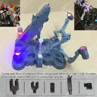 Mechanical Chain LED Base for Gundam MG 1/100 Metal Build RE HG RG 1/144 Figures