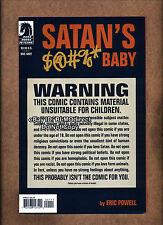 HTF 2007 Satan's Sodomy Baby NM- Eric Powell The Goon OOP 1 Dark Horse One-Shot