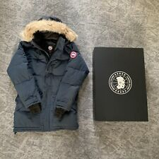 Canada Goose Mens Emory Parka Coat - Size XL - 100% Authentic