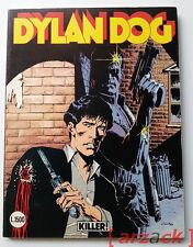 DYLAN DOG N 12 Originale PRIMA STAMPA Daim Press BONELLI 1987