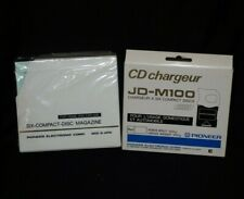 Pioneer Jd-M100 6 Disc Compact Magazine