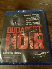 Budapest Noir [New Blu-ray]