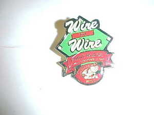1990 Cincinnati Reds Wire To Wire First Place Baseball Pin 10/3