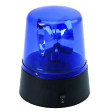 H+H EDL 01 Mini Rundumleuchte blau Rundumlicht Partylicht Discolicht Sirene