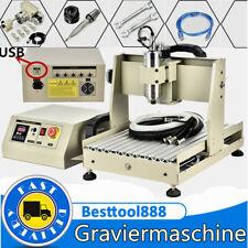 NEU USB 4 Achse Gravieren 3040 CNC Router 800W VFD Graviermaschine FräSmaschine
