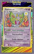 Papinox - Platine - 25/127 - Carte Pokemon Neuve Française