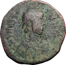 ANASTASIUS 491AD Follis LARGE Rare  Genuine Ancient Byzantine Coin  i28373