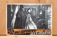 UNA ROMANTICA AVVENTURA fotobusta poster G.Cervi M.Girotti A.Noris L.Cortese K69