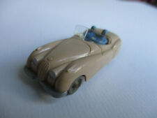 Wiking H0 Jaguar XK, Typ 1, beige !!!