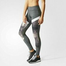 "ADIDAS WOMEN'S Leggings WOW DROP 4 TIGHT ""M"" Size with TAGs NEW Fitness Trousers"
