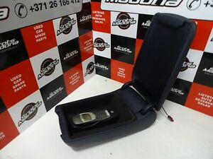AUDI A6 C6 2.0TDI 2007. LHD / GENUINE CENTER CONSOLE ARMREST WITH PHONE