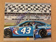 Aric Almirola Signed 8x10 Daytona Photo NASCAR autograph COA