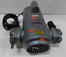 GAST PISTON AIR COMPRESSOR W/ DOERR LR22132 MOTOR 4HCC-88-M400X *PZB*
