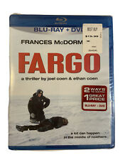 Fargo Blu-Dvd 2010 2 Disc Set New