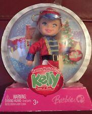 Kelly Happy Holidays Doll Tree Ornament