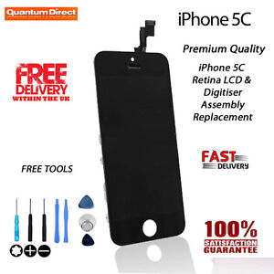 NEW Replacement Retina LCD Display & Digitiser Glass Touch Screen FOR iPhone 5C