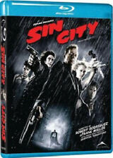Sin City [Blu-ray, 2005] Frank Miller - PreOwned - Very Good*