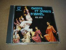 Kol Aviv - Chants et Danses d' Israel CD NM Arion ARN 64033