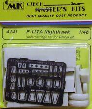CMK 1/48 F-117A Nighthawk Train d'atterrissage Set For TAMIYA Kit # 4141