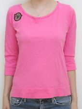 B By Burton We Fly Higher Knit Top (Pink) M