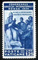 Vaticano 1935 Congresso giuridico n. 46 ** (l327)