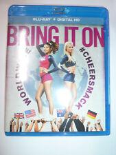 Bring it On: Worldwide #Cheersmack Blu-Ray movie cheer squad cheerleading NEW!