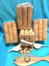 45 Pcs cork ring Grade A 1/1/4 x 1/2 x 1/4 bore