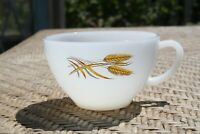 1 Vintage Fire King Oven Ware Wheat Coffee/Tea Cup
