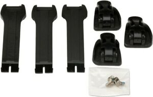 Moose Racing Youth M1.3 Black Boots Replacement Parts-3 Straps-Short