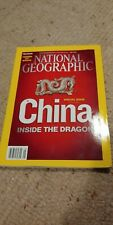 NATIONAL GEOGRAPHIC MAGAZINE - May 2008 - China Inside the Dragon