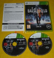 BATTLEFIELD 3 XBOX 360 Versione Ufficiale Italiana 1ª Edizione »»»»» COMPLETO