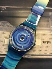 Swatch artist Special STUDIO AZZURO Rare Limited Design Art Tempo Naturale GK232