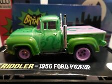 AUTO WORLD ~ The RIDDLER '56 Ford Pickup ~ NEW IN JEWEL CASE ~ Fits AFX, AW, JL