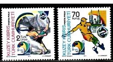 2014 FIFA WORLD CUP UNMOUNTED MINT - TURKISH CYPRUS